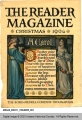 "Cover of ""The Reader Magazine"", Christmas 1904"