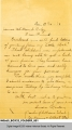Letter, 1913, Cincinnati, Ohio to...