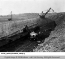 View at Maumee Collieries Company Mine