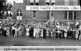 Visit to the Terre Haute Brewing Co. at 420 S. 9th Street by Indiana State Convention Benevolent & Protective
