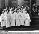 Garfield High School Graduating Class 1936