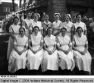 Union Hospital Nurses Graduating Class