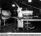 Terre Haute Brewing Company Bottling Machine