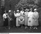 Demming Park, Ladies with NRA Sign