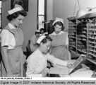 Nurses Aides at St. Anthony's