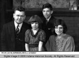 Rev. A.J. Esperson and family