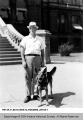 Man with a Guide Dog
