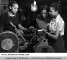N.Y.A. Headquarers - Girls at Work