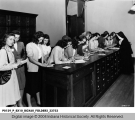 St. Mary's Freshman Registration 1946