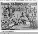 Ringling Bros. Circus advertisement