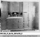 Display of Hoosier Cabinetry, 1927