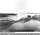 Riverside Park in 1913 Flood