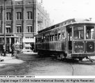 Streetcars no. 956 and 921