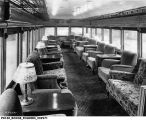 Interior, Indiana Railroad Car #55 Special