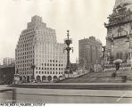 Circle Tower, Monument Circle, 1930