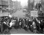 Celebratng the Armistice, Nov. 11, 1918