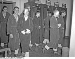 Wounded Men at Camp Atterbury Hospital