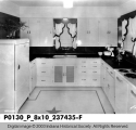 Rough Notes Co. Model Home Kitchen, 1937