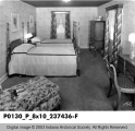 Rough Notes Co. Model Home Bedroom, 1937
