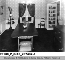 Rough Notes Co. Model Home Dining Room, 1937