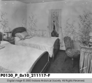 Bedroom in Model Home, 1929