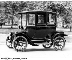 Detroit Electric Company Automobile