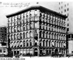 Fletcher Savings & Trust Company, American Central Life Building