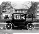 Waverley Electric Automobile