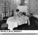 Dining Room in Model Home, 1938