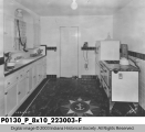 Kitchen in the Model Home, 1932