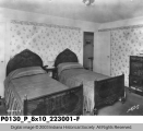 Guest Room in the Model Home, 1932