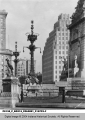 Lampposts on Monument Circle