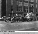 Indiana Breweries Association, Mausner's Lager Beer Parade Wagon