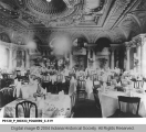 Formal Dining Room at the Columbia Club