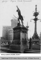 General George Rogers Clark Statue on Monument Circle