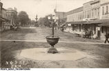 Mills Fountain, Thorntown, Indiana