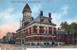 Court House, Logansport, Indiana