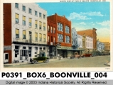 North Side of Public Square, Boonville, Indiana