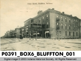 Bliss Hotel, Bluffton, Indiana.
