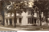 Home of Thomas R. Marshall, Columbia City, Indiana