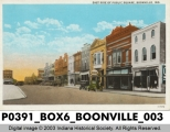 East Side of Public Square, Boonville, Indiana
