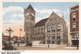 Court House, Bluffton, Indiana