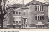 High School, Liberty, Indiana
