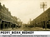 High St., Redkey, Indiana