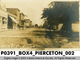 Main St., Pierceton, Indiana