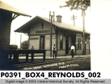 Union Depot, Reynolds, Indiana