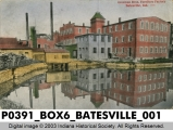 Greeman Bros. Furniture Factory, Batesville, Indiana