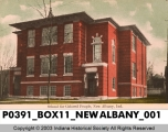 School for Colored People, New Albany, Indiana