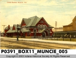 Union Station, Muncie, Indiana