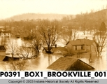 Brookville, Indiana 1913 Flood
